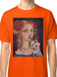 Lady with a Ferret Classic T-Shirt