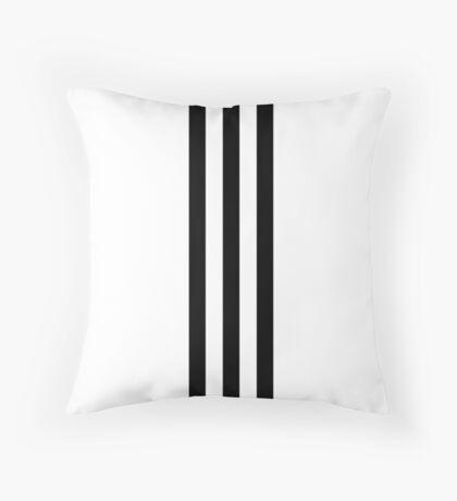 Roman Numeral III Throw Pillow