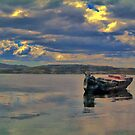 """lonely harbour"" by Steven Schwartz"