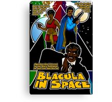 Spaceploitation Cinema: Blacula in Space Canvas Print