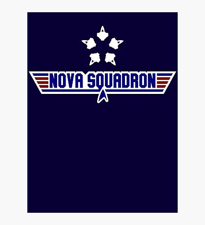 Nova Squadron Photographic Print