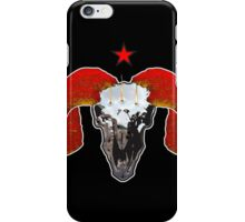 Turbo Ram Skull iPhone Case/Skin