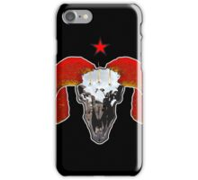Turbo Ram Skull iPhone Case/Skin