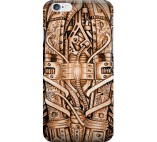Mechanical Workings 3 iPhone Case/Skin
