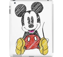 mickey mouse iPad Case/Skin