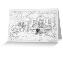 office 2014/ageless be sketch Greeting Card