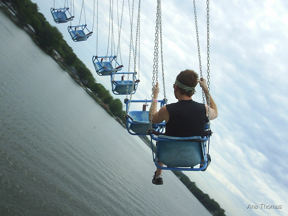 swings by Ana Thomas