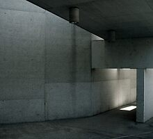 Concrete Space by Enrico Bettesworth