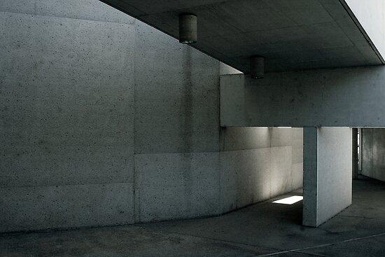 Concrete Space by Enrico Bettesworth