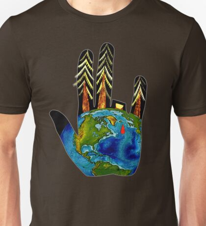 Save our trees Unisex T-Shirt