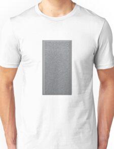 Glitch Groddle Land cubicle wall center Unisex T-Shirt