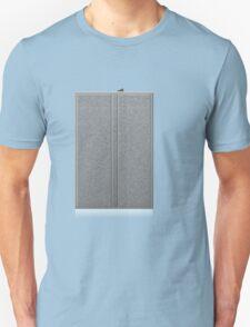 Glitch Groddle Land cubicle wall double Unisex T-Shirt