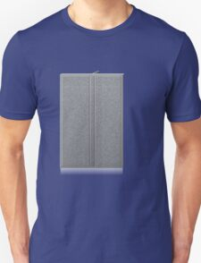 Glitch Groddle Land cubicle wall double T-Shirt