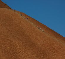 Ululuru -Ayers Rock- by Patje