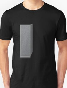 Glitch Groddle Land cubicle wall left T-Shirt