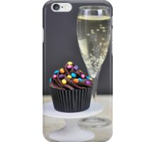 Champagne, Chocolate: Fun! iPhone Case/Skin