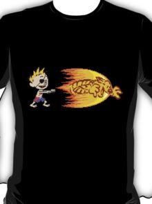 Calvin Tiger Shot T-Shirt