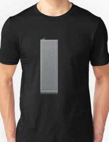 Glitch Groddle Land cubicle wall right Unisex T-Shirt