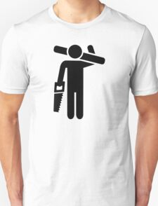 Carpenter saw T-Shirt