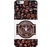 Vintage Starbucks Logo Case (iPhone) iPhone Case/Skin