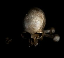 Skull and bones by JBlaminsky