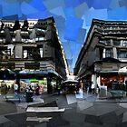 Flinders Lane ii by thescatteredimage