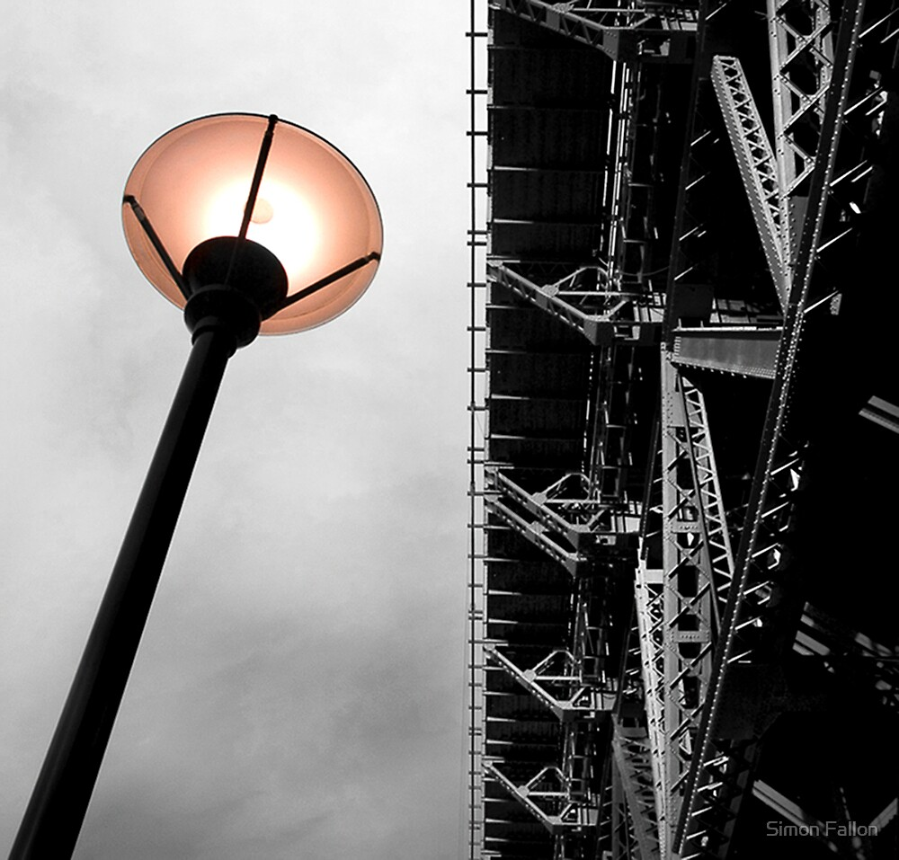 Light and Shade by Simon Fallon