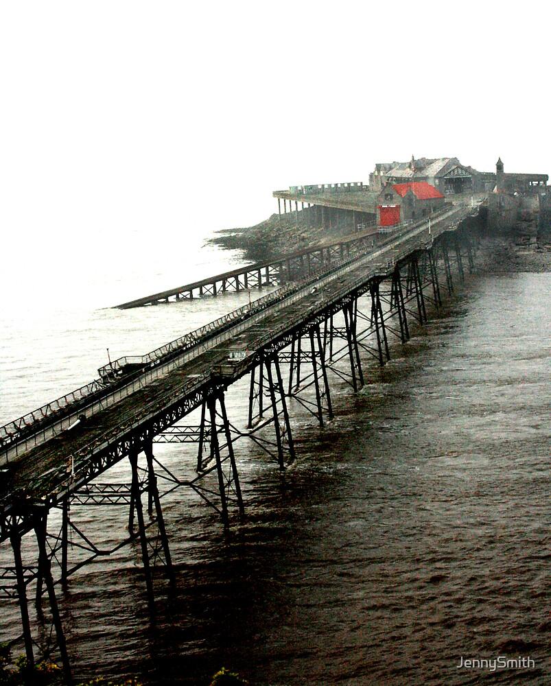 Old Pier by JennySmith
