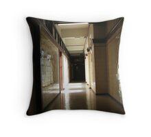 Walk Into Light Throw Pillow