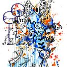 Ink Blot by Imok