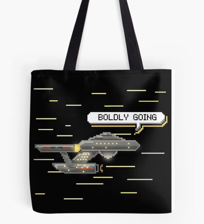 NCC-170FUN Tote Bag