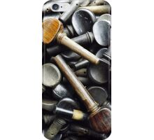 A pile of pegs iPhone Case/Skin