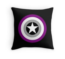 Pride Shields - Ace Throw Pillow