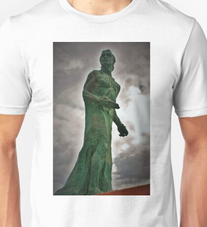 Sculpture Spanish Tenor Alfredo Kraus Unisex T-Shirt