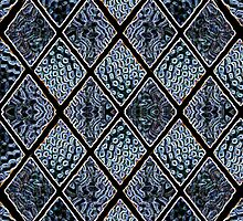 Diamond Window Panes by blueclover