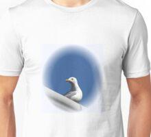 Seagull Vignette Unisex T-Shirt