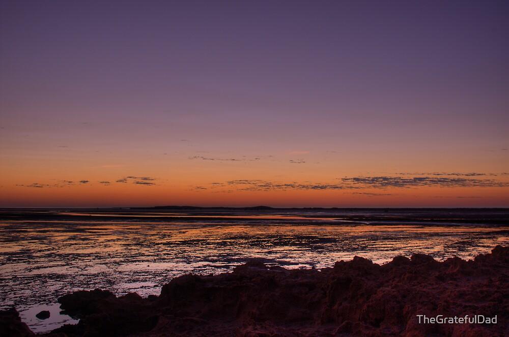 Sunrise At Six Mile Creek by TheGratefulDad
