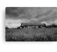 House of Echoes Canvas Print