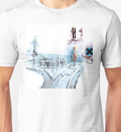 Radiohead OK Computer Tshirt Unisex T-Shirt