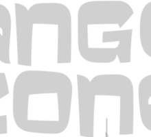 Dangerzone! Sticker