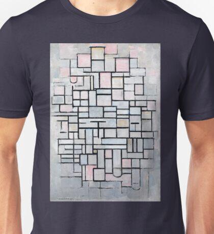 Piet Mondriaan Composition No. IV Unisex T-Shirt