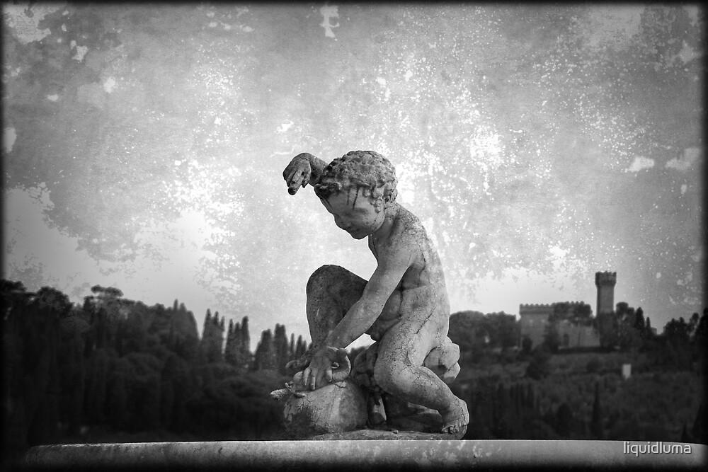 Giardini di Boboli by liquidluma