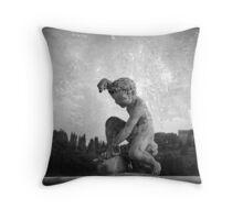 Giardini di Boboli Throw Pillow