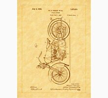 Harley's 1928 Cycle Support Patent Unisex T-Shirt