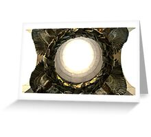 WWII Memorial Wreath Greeting Card