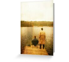 Solace Greeting Card