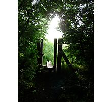 Country Stile Photographic Print