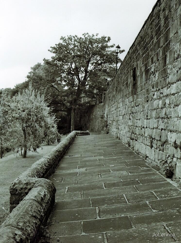 City Wall by JoLennox