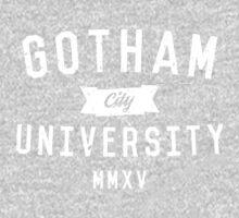 Gotham City University by Mike Taylor