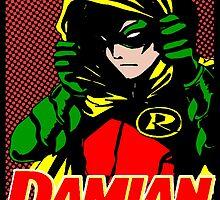 Damian by carlcore